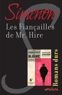 Les fiançailles de Mr. Hire | SIMENON, Georges