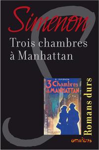 Trois chambres à Manhattan | SIMENON, Georges