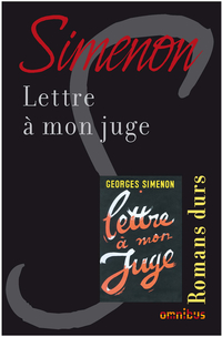 Lettre à mon juge | SIMENON, Georges