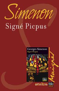 Signé Picpus | SIMENON, Georges