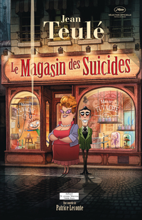 Le magasin des suicides | TEULE, Jean