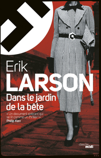 Dans le jardin de la bête | LARSON, Erik