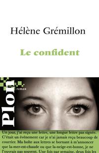 Le confident | GREMILLON, Hélène