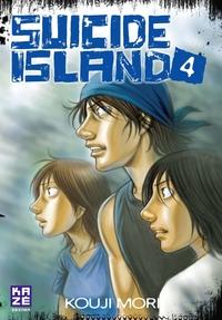 Suicide Island - Tome 4