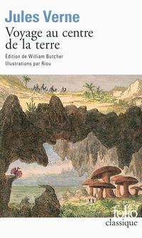 Voyage au centre de la terre (édition enrichie illustrée)
