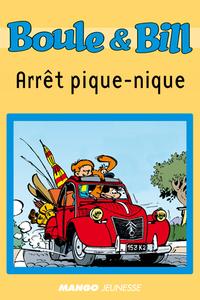 Boule et Bill - Arrêt pique...