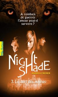 Nightshade (Tome 3) - Le duel des Alphas