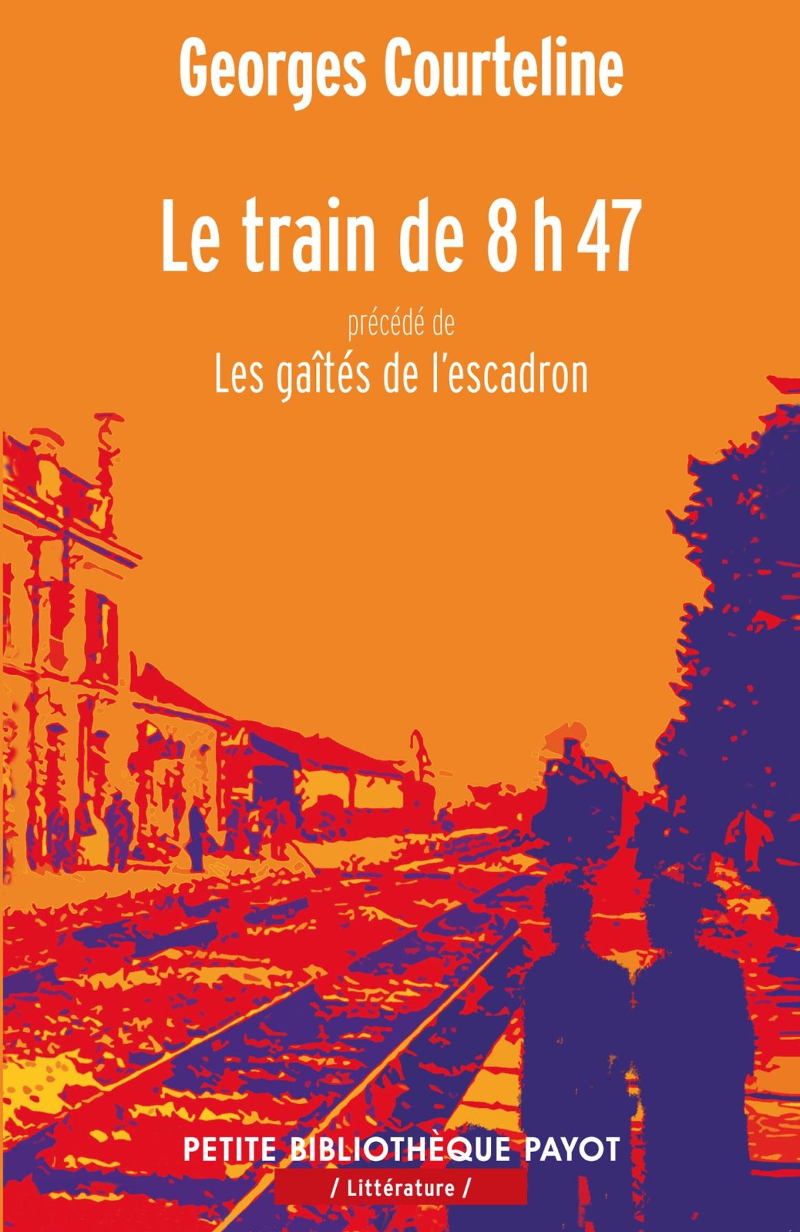 TRAIN DE 8H47  EPUB