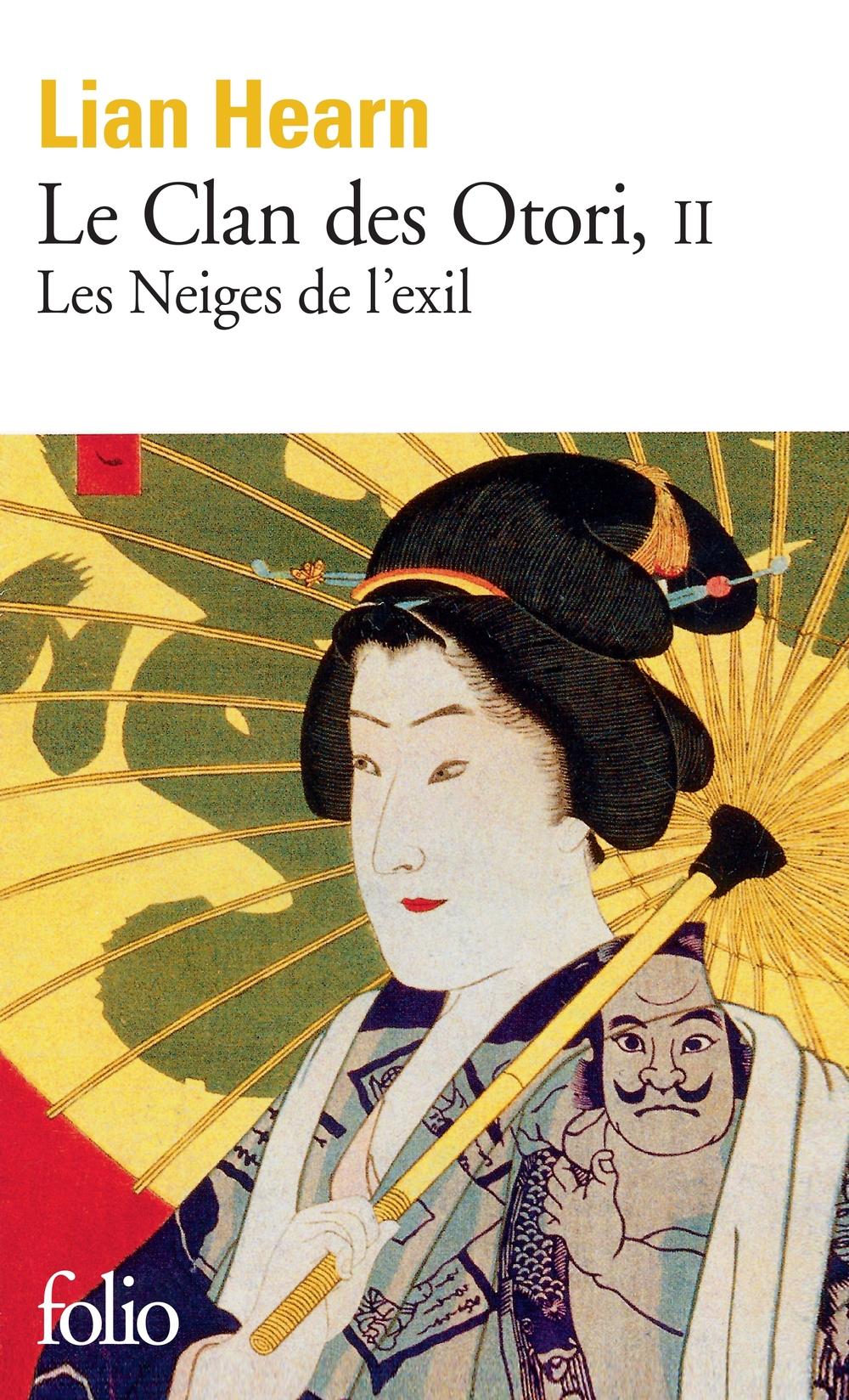 Le Clan des Otori (Tome 2) - Les Neiges de l'exil |