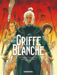 Griffe Blanche - Tome 2 - La Révolte du peuple du singe | TaDuc, Olivier
