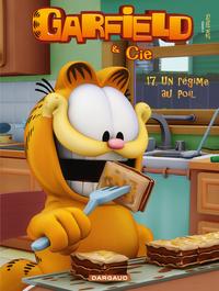 Garfield et Cie - Tome 17 - Un régime au poil