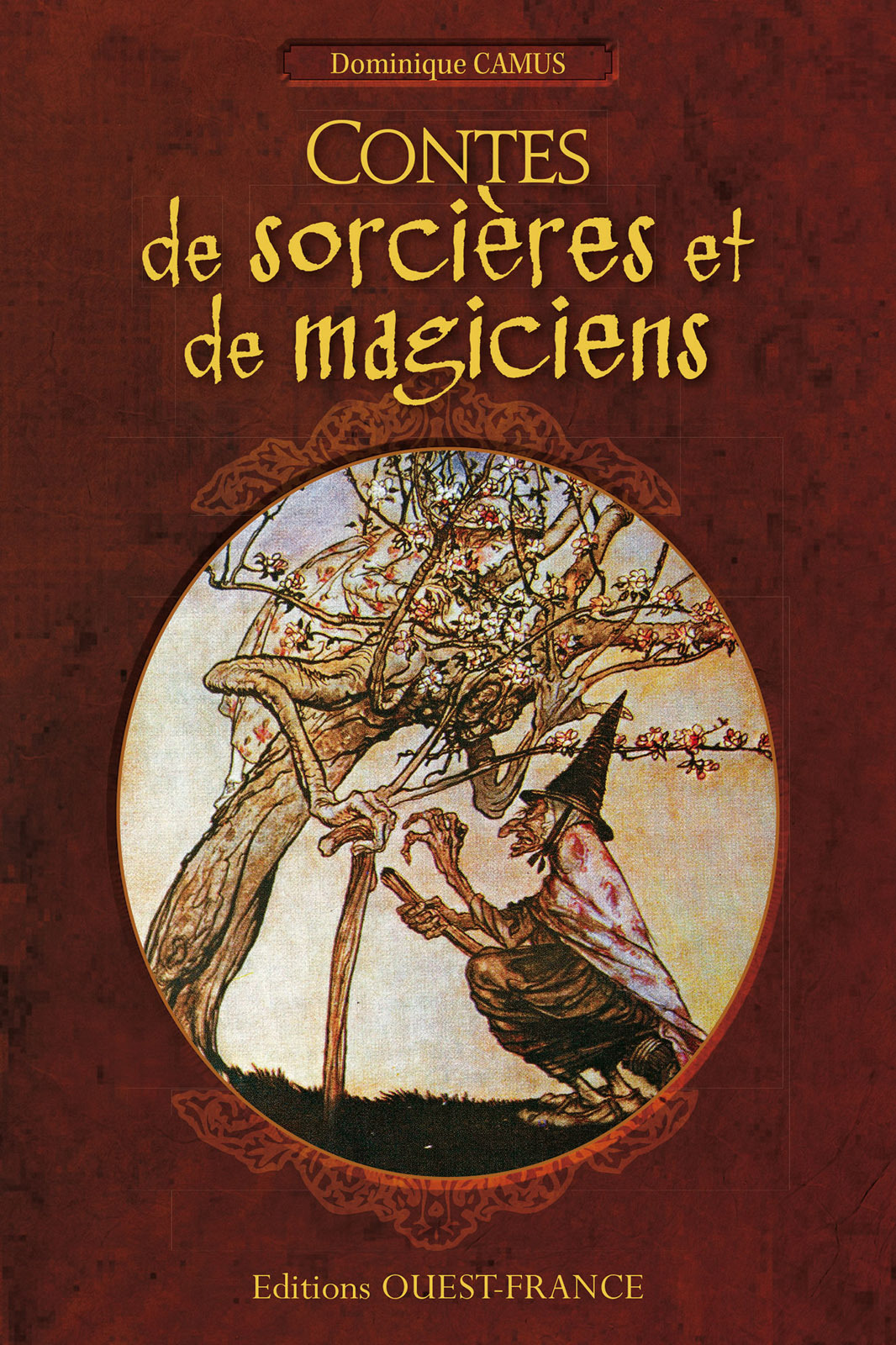 Contes de sorcières et de magiciens
