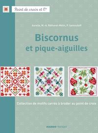 Biscornus et pique-aiguilles