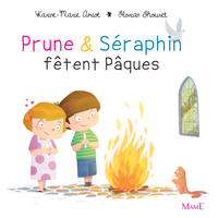 Prune et Séraphin fêtent Pâ...