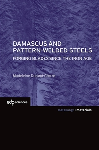 Damascus and pattern-welded...