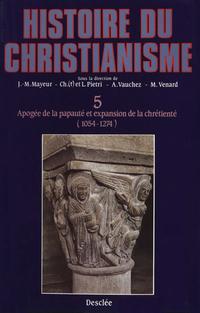 Apogée de la papauté et expansion de la chrétienté (1054-1274)