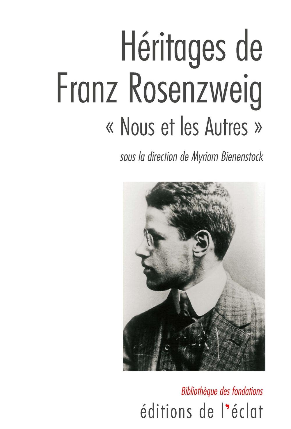 Héritages de Franz Rosenzweig