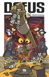 Dofus Manga - Tome 16 - Morld Invasion