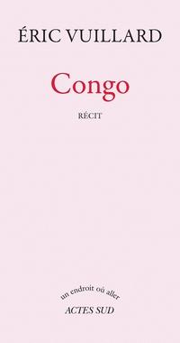 Congo | Vuillard, Eric