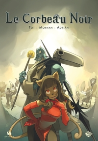 Wakfu Heroes : Le Corbeau noir