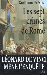 Les Sept crimes de Rome | PRÉVOST, Guillaume