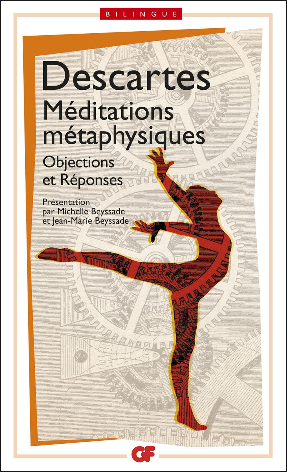 Méditations métaphysiques - édition bilingue