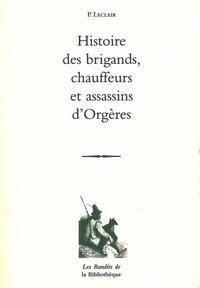 Histoire des brigands chauf...