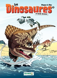 Les Dinosaures - Tome 4