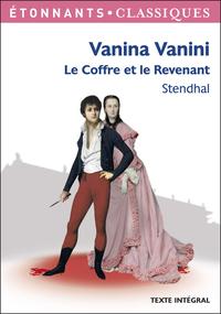 Vanina Vanini - Le Coffre e...