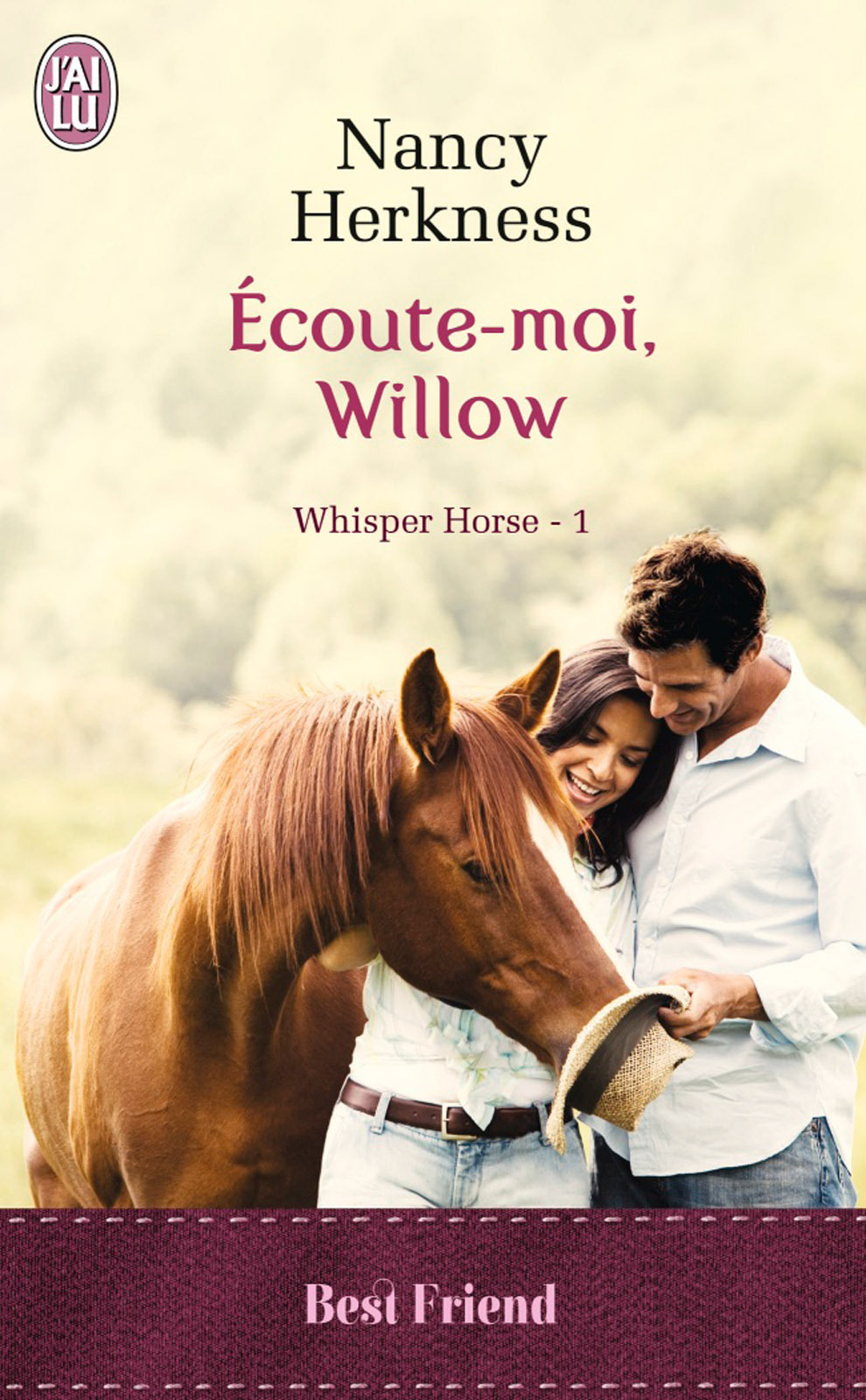 Whisper Horse (Tome 1) - Écoute moi, Willow