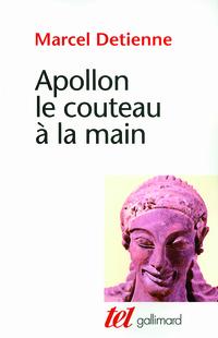 Apollon le couteau à la main
