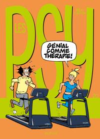 Les Psy - Tome 20 - Génial comme thérapie !