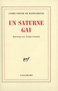 Un Saturne gai
