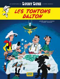 Les aventures de Lucky Luke d'après Morris - Tome 6 - Les Tontons Dalton