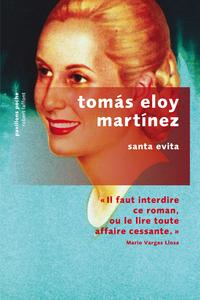 Santa Evita | MARTINEZ, Tomas Eloy