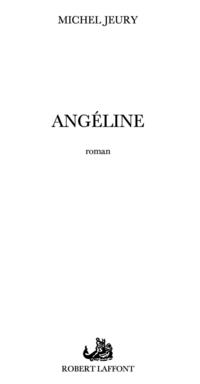 Angéline | JEURY, Michel