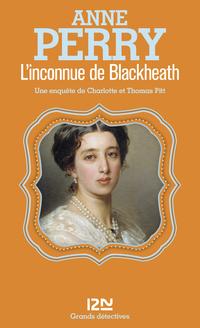 L'inconnue de Blackheath   PERRY, Anne