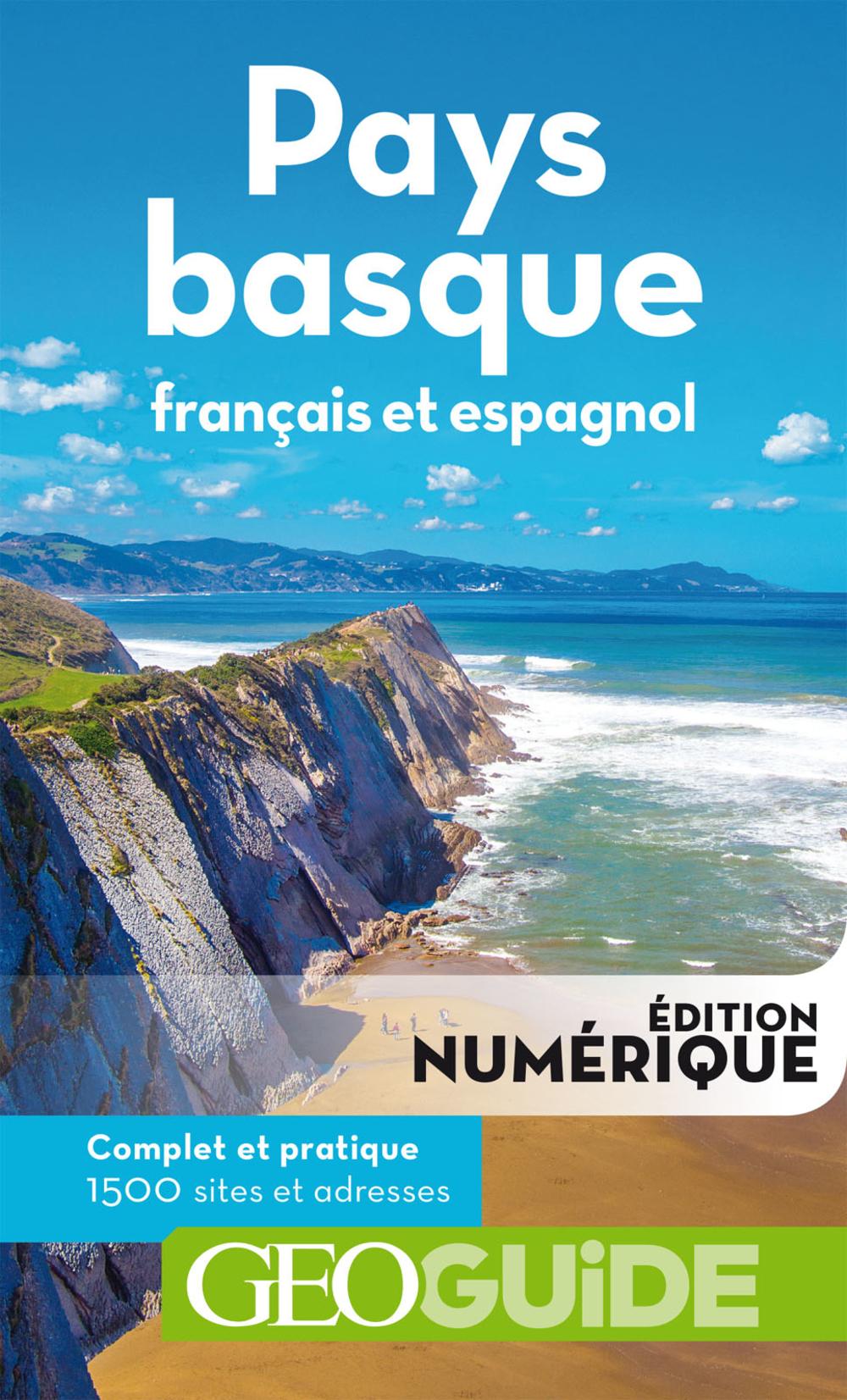 GEOguide Pays basque (français et espagnol) |