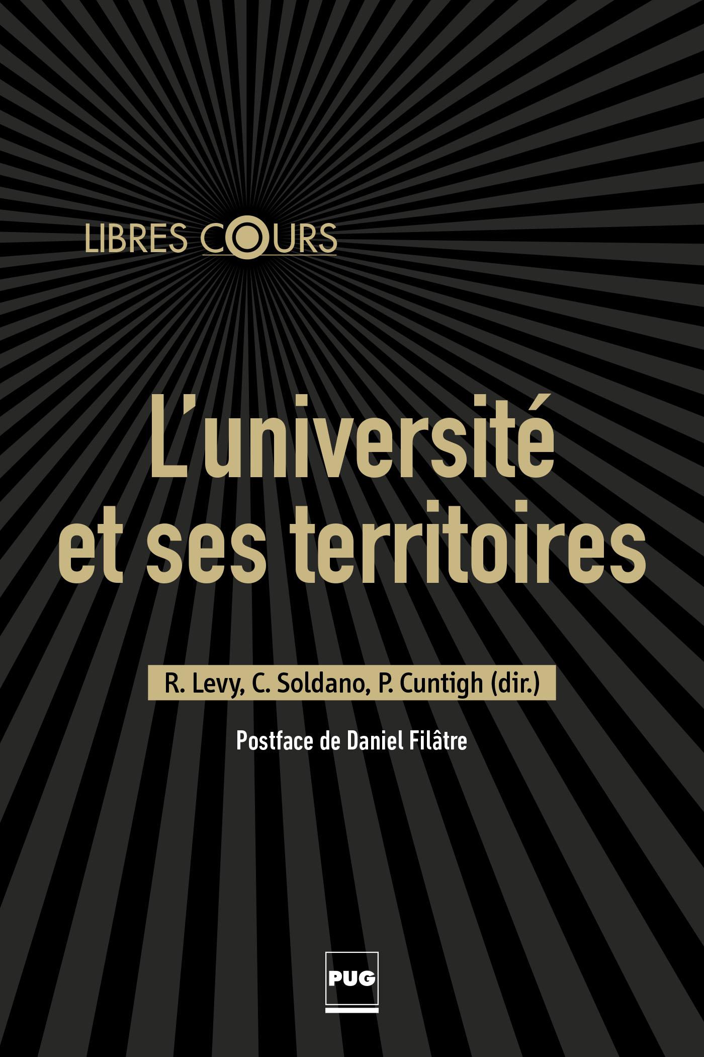 L'Université et ses territoires