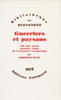 Guerriers et paysans (VIIe-...