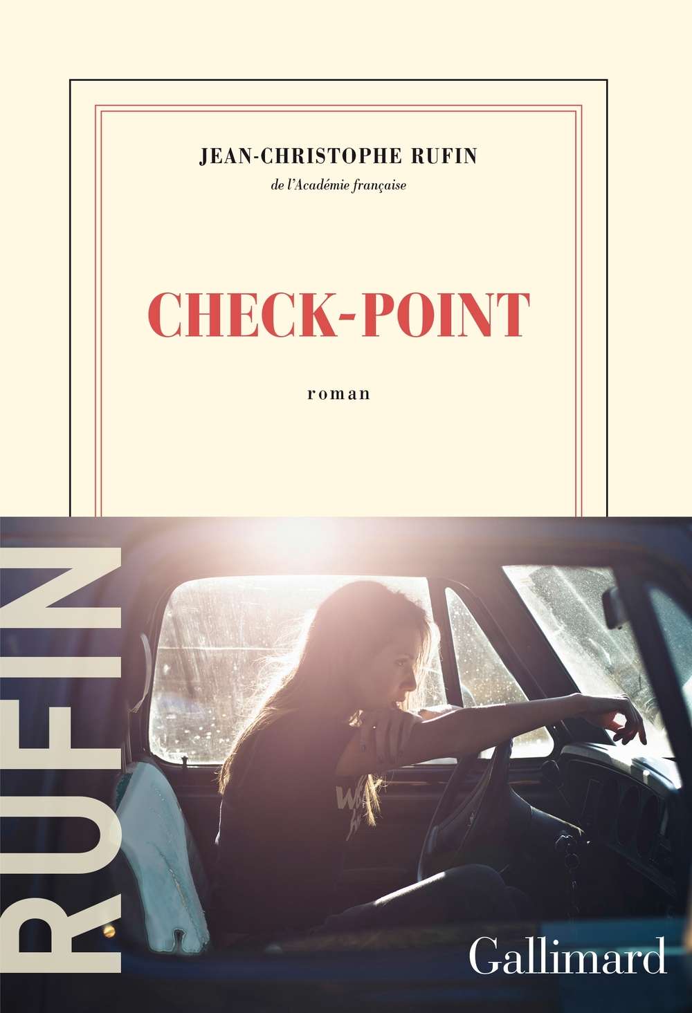 Check-point | Rufin, Jean-Christophe