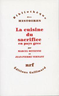 La Cuisine du sacrifice en ...