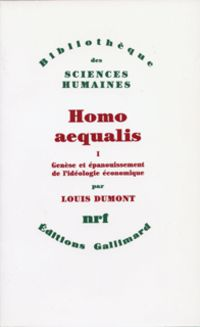 Homo aequalis I