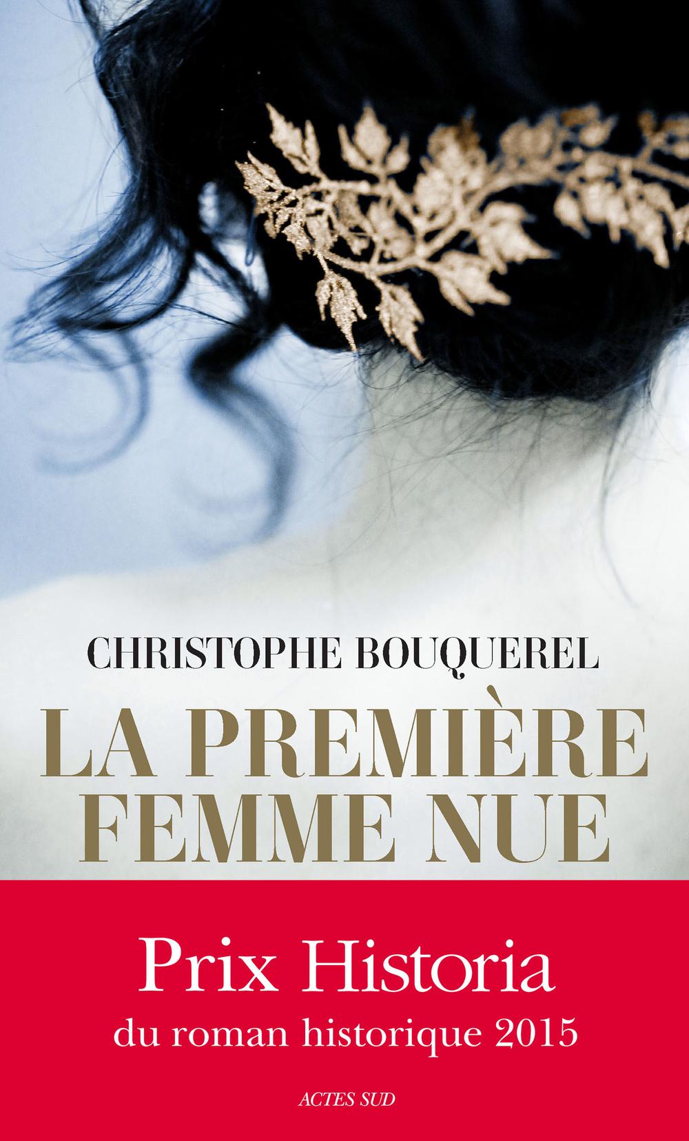 La Première Femme nue   Bouquerel, Christophe