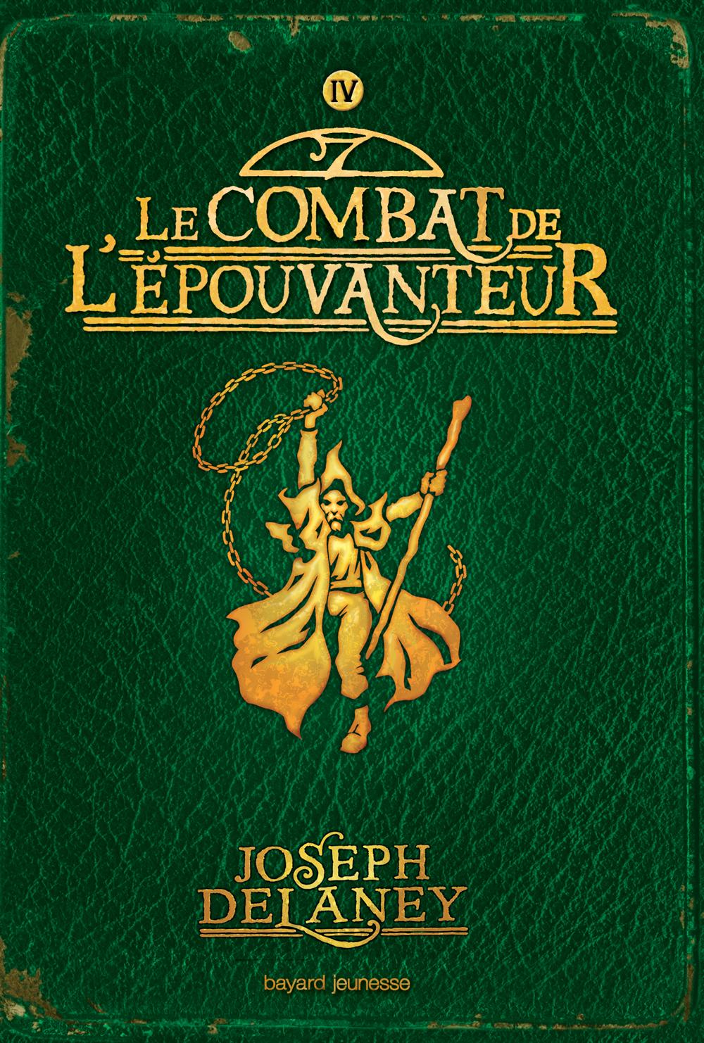 L'EPOUVANTEUR, TOME 04