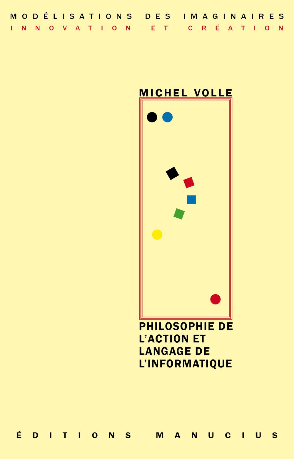 Philosophie de l'action et langage de l'informatique