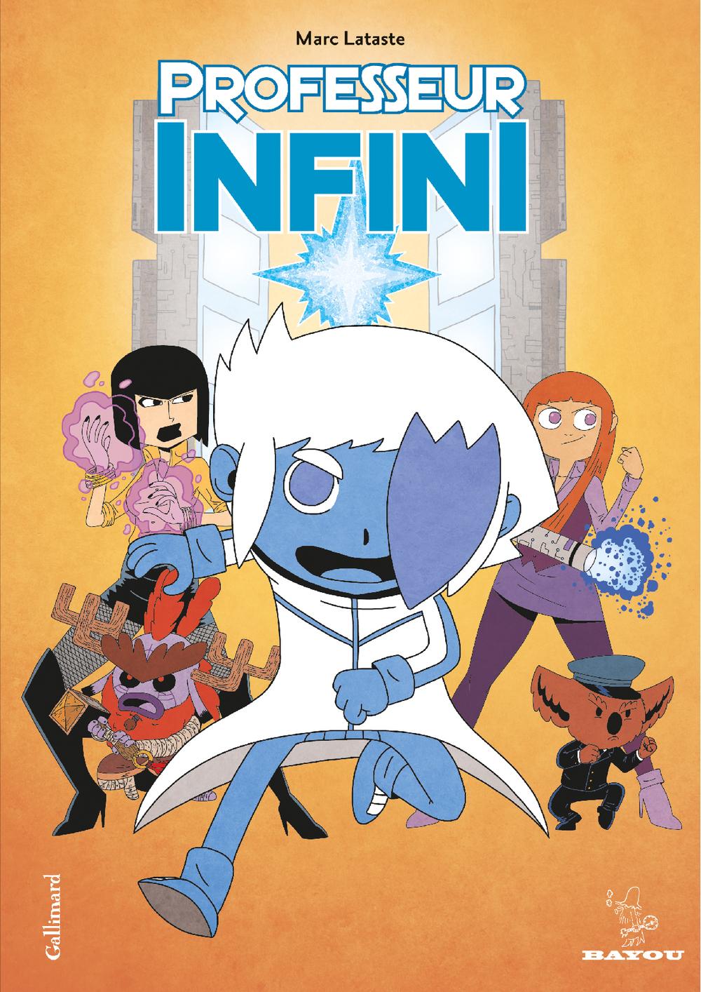 Professeur Infini |