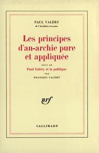 Les Principes d'an-archie p...