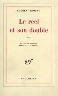 Le Réel et son double