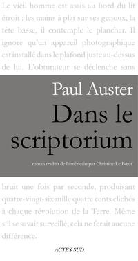 Dans le scriptorium | Auster, Paul